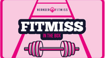 1 Monat – Fitmiss In The Box